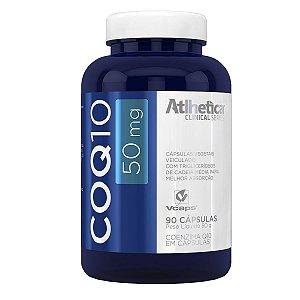 Coenzima COQ10 90 Cápsulas 50mg - Atlhetica Clinical Series