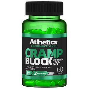 Cramp Block Buffered Hydro 60 Cáps - Atlhetica Nutrition