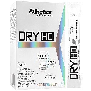 Chá Diurético Dry HD C/ 20 Unidades - Atlhetica Nutrition