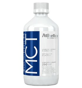 Gliceril MCT 250ml - Atlhetica Clinical Series