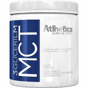 MCT 3 Gliceril M 250g - Atlhetica Clinical Series