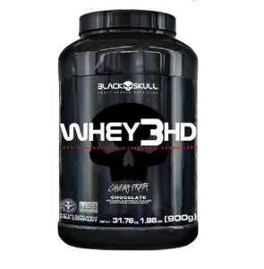 Whey 3HD 1,98 LBS 900g - Black Skull