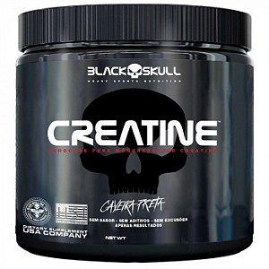 Creatina 300g - Black Skull