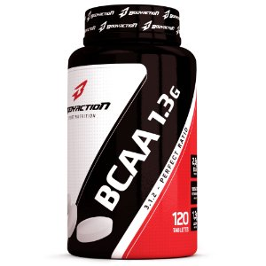 BCAA 1.3g 120 tabletes - Bodyaction