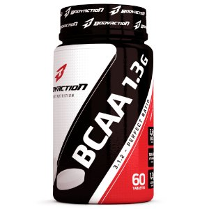 BCAA 1.3g 60 tabletes - Bodyaction