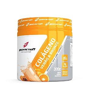 Colágeno clin/skin 300g Frutas amarelas - Bodyaction
