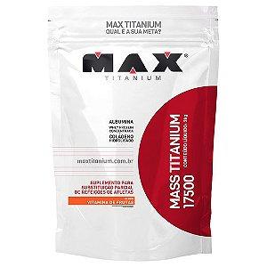 MASS TITANIUM 17500 3KG (REFIL) - MAX TITANIUM