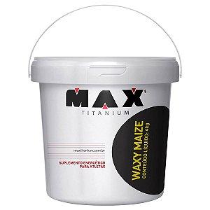 WAXY MAIZE 4KG BALDE -  MAX TITANIUM