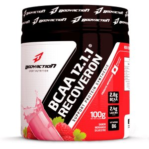 BCAA 12:1:1 Recoveron 100g - Bodyaction