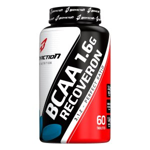 BCAA 1.6g Recoveron 60 tabletes - Bodyaction