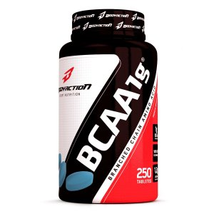 BCAA 1g 250 tabletes - Bodyaction