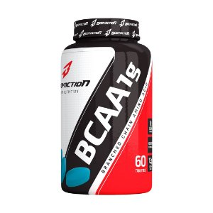 BCAA 1g 60 tabletes - Bodyaction