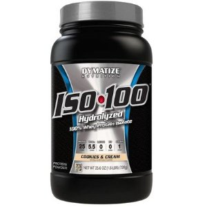 Proteína Isolada Iso-100 Whey 726g - Dymatize