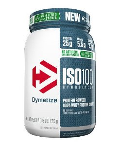 ISO-100 Whey Natural - 725g - Dymatize