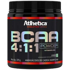 BCAA Powder 4:1:1 - Atlhetica Nutrition