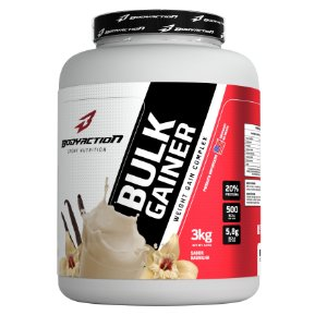 Hipercalórico Bulk Gainer 3kg - Bodyaction