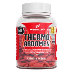 Thermo Abdomen 60 Comprimidos - Bodyaction