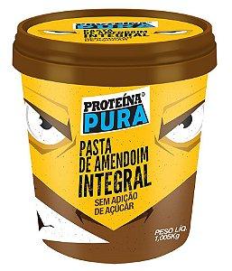 Pasta de Amendoim Integral 1,050 kg - Proteína Pura