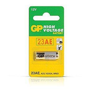 Bateria Alkaline Gp High Voltage A23 12V - Unidade