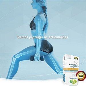 Cloreto de Magnésio P.A. 400 mg - 60 Capsulas