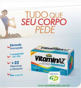 VitaminAZ Advanced 1,5 g - 30 Comp