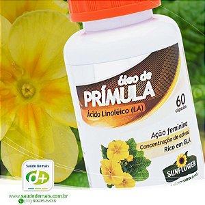 Óleo de Prímula 700 mg - 60 Caps