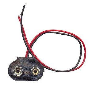 Adaptador Bateria 9v sem Plug