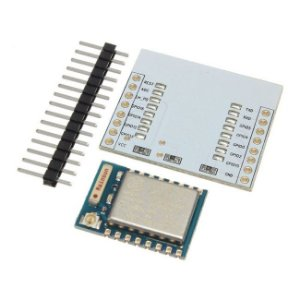 Módulo WiFi ESP8266 ESP-07 com Adaptador