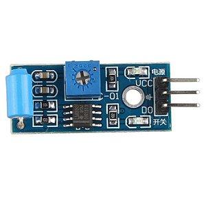 Módulo Sensor de Vibração SW-420 Arduino PIc Raspberry