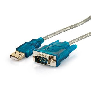 Cabo Conversor USB Serial RS232