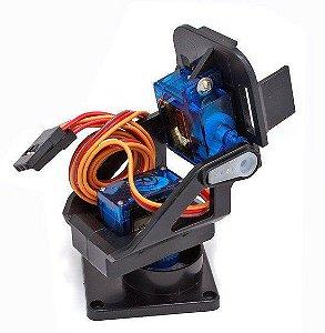 Suporte Pan/Tilt para Servo Motor