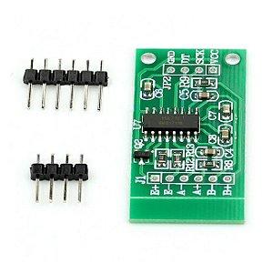 Módulo Conversor HX711 para Sensor de Peso