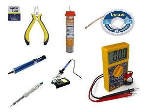 Kit Eletrônica Hikari