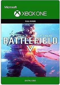Battlefield V Deluxe Edition XBOX One Código Digital