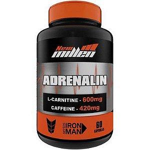 Adrenalin 60 Cápsulas - New Millen