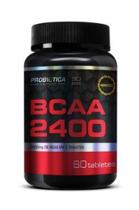 BCAA 2400mg 60 Tabletes - Probiótica