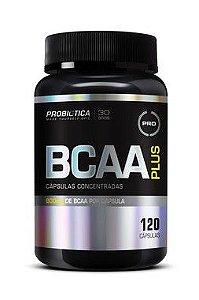 Bcaa Plus 800mg 120 Cápsulas - Probiótica