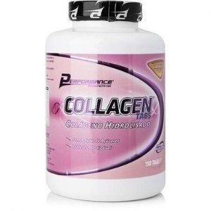 Collagen Tabs Sabor Laranja 150 Tabletes - Performance Nutrition