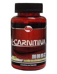 L-Carnitina 500mg 120 Cápsulas - Vitafor