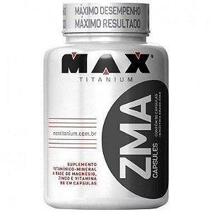 ZMA 90 Cápsulas - Max Titanium
