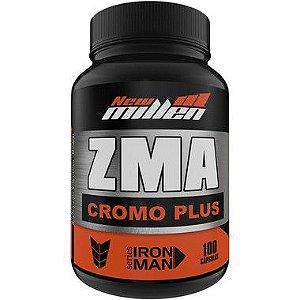 ZMA Cromo 100 Cápsulas - New Millen