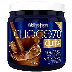 Choco 70 Clean 350g - Atlhetica Nutrition
