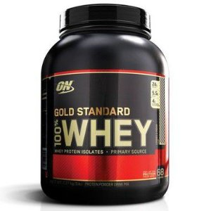 100% Whey Gold Standard 2,268kg - Optimum Nutrition