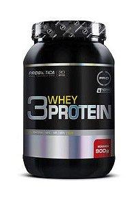 3 Whey Protein 900g - Probiótica