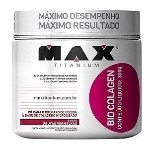 Bio Colagen 300g - Colágeno Max Titanium