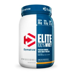 Elite Whey Protein 907g - Dymatize Nutrition