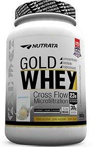 Gold Whey 900g - Nutrata
