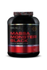 Hipercalórico Massa Monster Black 3kg- Probiótica