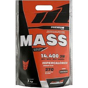 Hipercalórico Mass Premium 14400 3w 3kg - New Millen