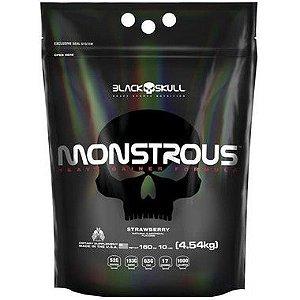 Hipercalórico Monstrous 4,54kg - Black Skull